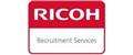 Logo for Ricoh Partner Recruitment Services