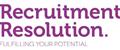 Recruitment Resolution