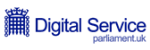 Logo for Parliamentary Digital Service