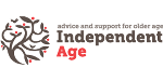 Logo for Independent Age