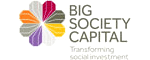 Logo for BIG SOCIETY CAPITAL