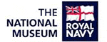 Logo for NATIONAL MUSEUM OF THE ROYAL NAVY