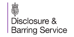 Logo for DISCLOSURE & BARRING SERVICE