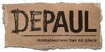 Logo for Depaul UK