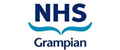 Logo for NHS Grampian