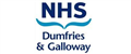 Logo for NHS Dumfries and Galloway