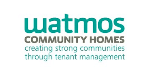 Logo for WATMOS HOUSING