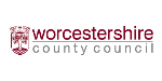 Logo for WORCESTERSHIRE COUNTY COUNCIL