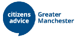 Logo for CAB GREATER MANCHESTER