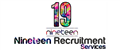 Logo for Nineteen Recruitment Services
