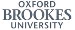 Logo for OXFORD BROOKES UNIVERSITY