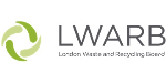 Logo for LONDON WASTE & RECYCLING BOARD