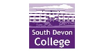 Logo for SOUTH DEVON COLLEGE.