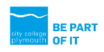 Logo for City College Plymouth