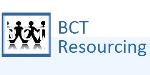 Logo for BCT Resourcing