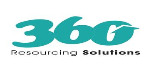 Logo for 360 Resourcing Solutions Ltd