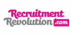Logo for RecruitmentRevolution com