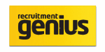 Logo for Recruitment Genius