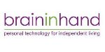 Logo for BRAIN IN HAND