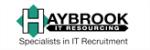 Logo for Haybrook IT Resourcing