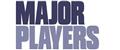 Logo for MAJOR PLAYERS