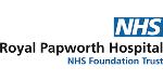 Logo for ROYAL PAPWORTH HOSPITAL NHS TRUST