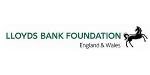 Logo for Lloyds Bank Foundation