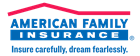 Logo for American Family