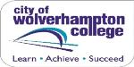 Logo for City of Wolverhampton College