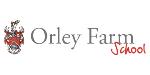 Logo for Orley Farm School