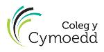 Logo for Coleg y Cymoedd