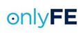 Logo for OnlyFE