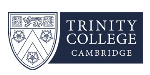Logo for Trinity College Cambridge