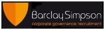 Barclay Simpson Corporate Governance Recruitment