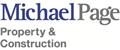 Logo for Michael Page Property & Construction