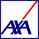 Logo for Resource Solutions - AXA