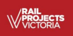 Logo for Rail Projects Victoria