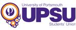 Logo for PORTSMOUTH UNIVERSITY STUDENTS UNION