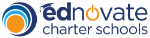 Logo for Ednovate Charter Schools