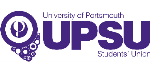 Logo for PORTSMOUTH UNIVERSITY STUDENTS UNION