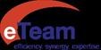 Logo for eTeam Inc.