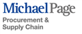 Logo for Michael Page Procurement & Supply Chain