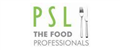 Logo for PSL - The Food Professionals