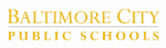 logo for Baltimore City Public Schools