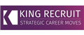logo for King Recruit Ltd