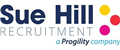 Logo for Sue Hill Recruitment