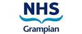 Logo for NHS Grampian