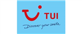 Logo for TUI in the UK