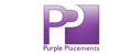 Logo for Purple Placements