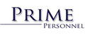 Logo for Prime Personnel